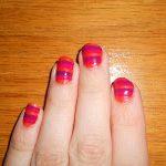 Summer Stripes Nails