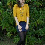 Mustard Yellow Jumper Mark IIII