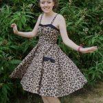 Lovely Ladylike Leopard Print