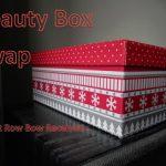 Blogger's Beauty Box Swap