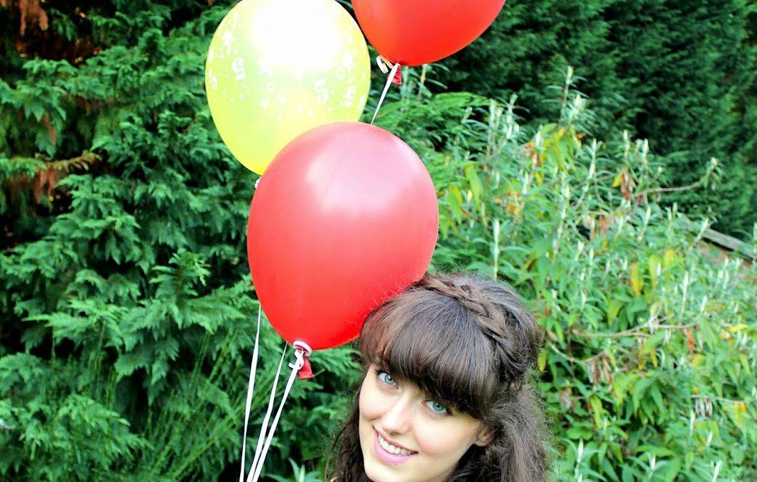 Braid + Balloons