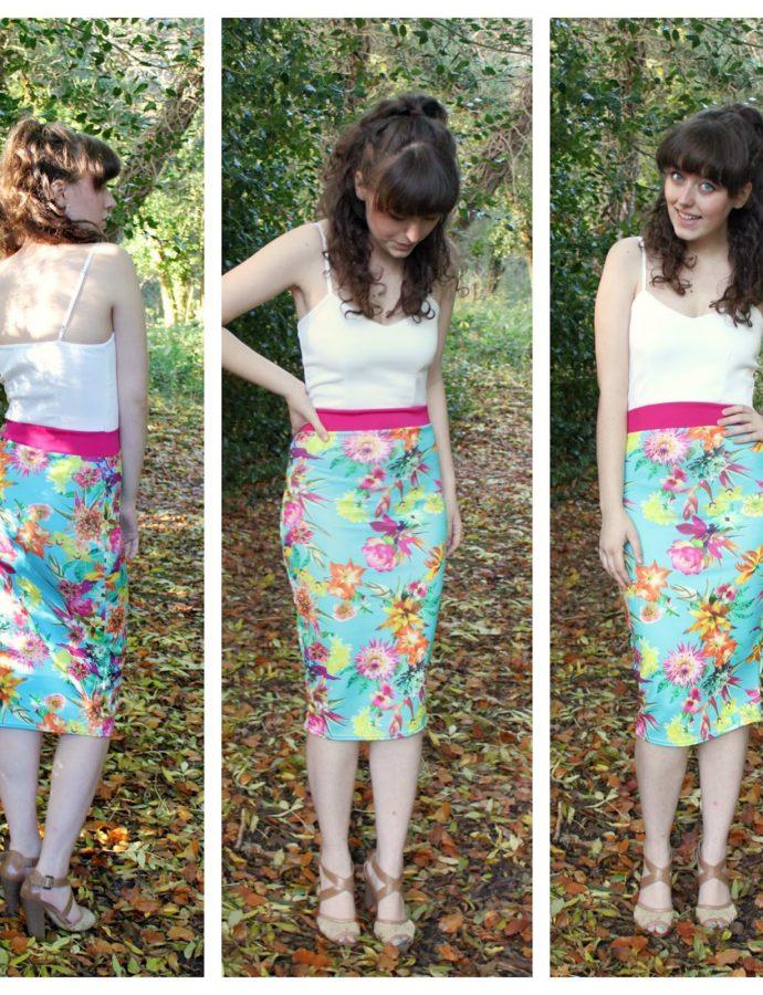 Ways to Wear a Floral Midi Dress with CelebLook