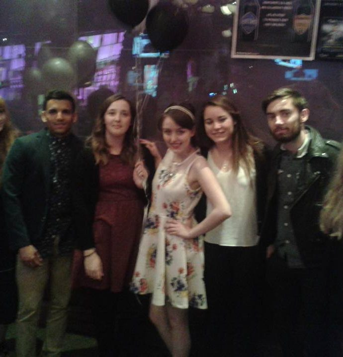 MDX Student Ambassador Awards 2015