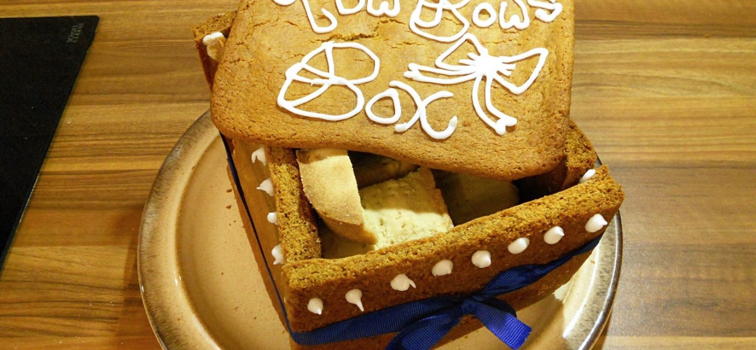 #BloggersBakeAlong: Biscuit Box Building