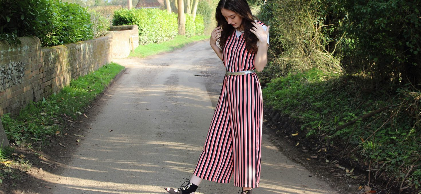 Sandals and Stripes
